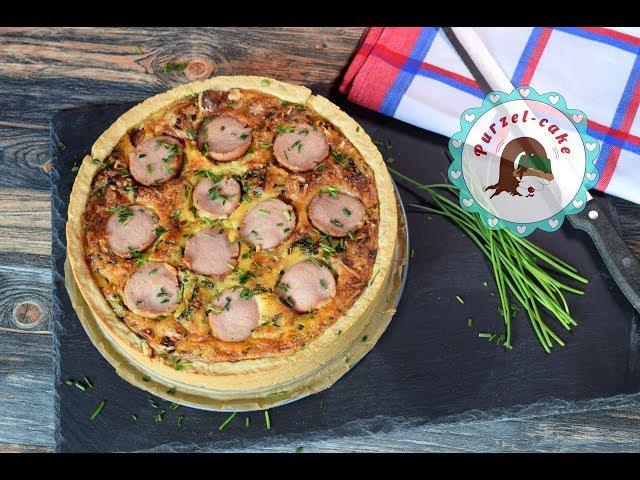 Lyonertorte/ Lyonerkuchen/ Saarländische Spezialität/von Purzel-cake