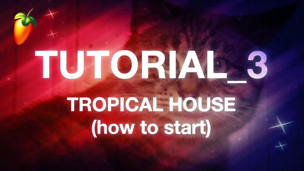 how to make house music fl studio