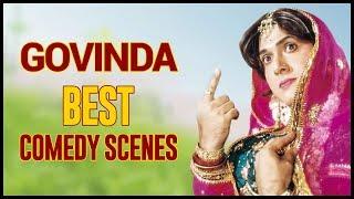 Govinda Funniest Scenes   Bollywood comedy   Hilarious Movie Lines