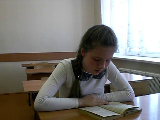 Изображение предпросмотра прочтения – МарияСмирнова читает произведение «Крохотки: Вязовое бревно» А.И.Солженицына