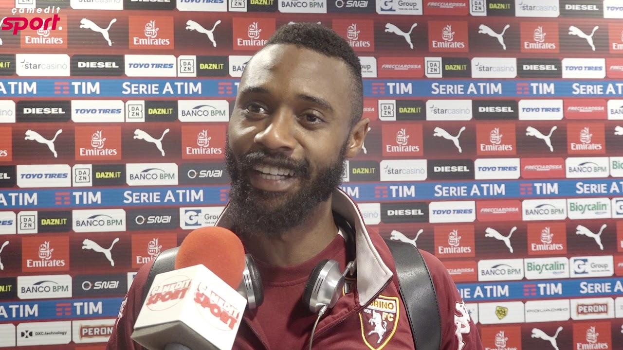 Interview De Nicolas Nkoulou Après Milan Ac Torino Youtube