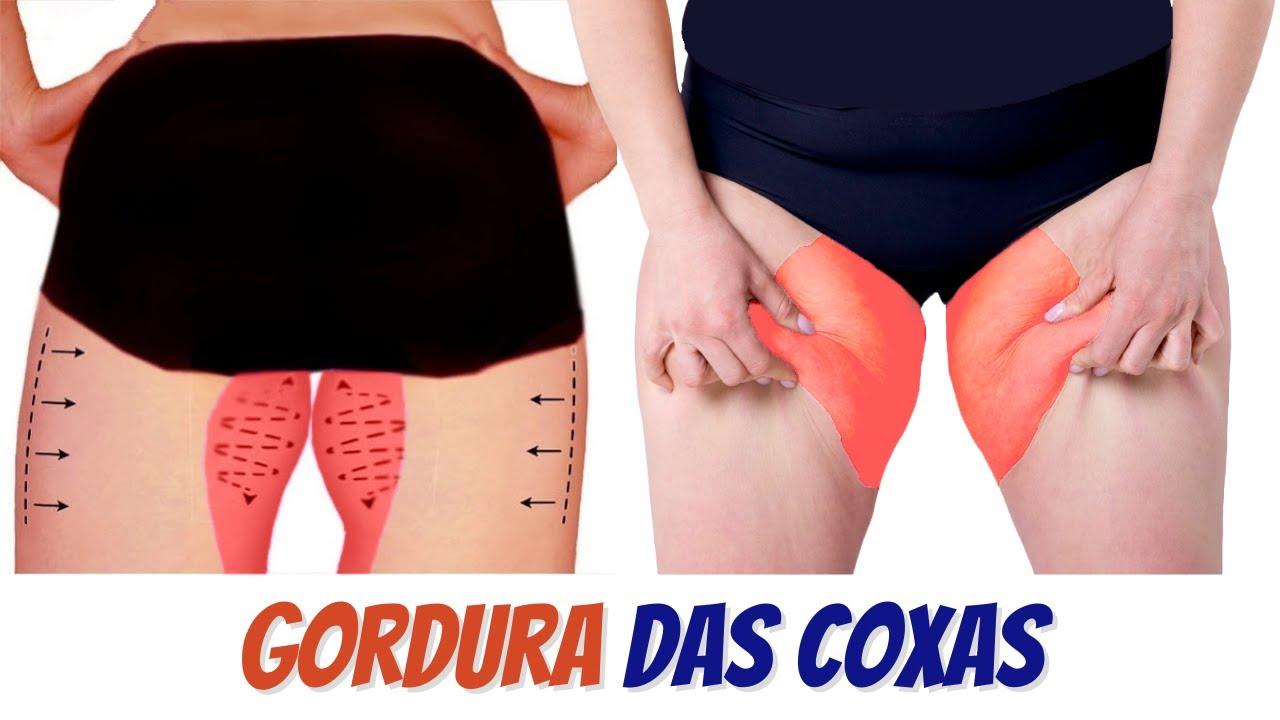 6 Exercícios Fáceis Para Perder Gordura da Coxa em 4 Semanas!