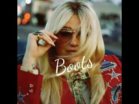 Kesha - Boots (Official Audio) - Single