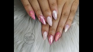 Refill Almond Light Pink and Beige