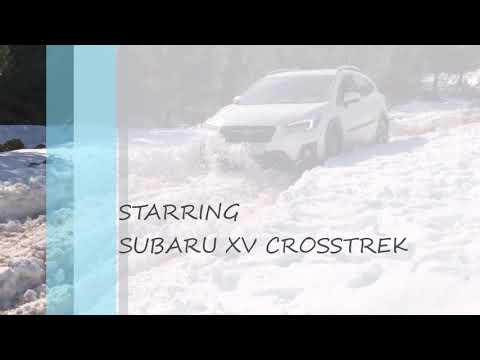SUBARU XV CROSSTREK OFF ROAD ICE & SNOW