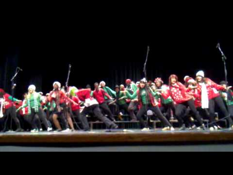 EHS Madrigals - The Grinch Medley