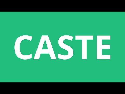 How To Pronounce Caste - Pronunciation Academy