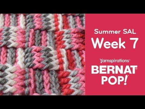 Crochet Summer Stitch Along: Week 7