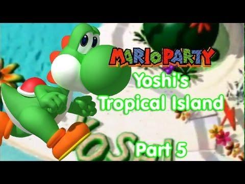Mario Party! Yoshi's Tropical Island - Part 5 (Epilogue)
