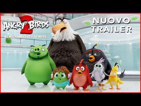 Angry Birds 2 - Nemici Amici per Sempre   Trailer 2   Dal 12 settembre al cinema