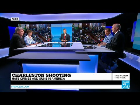 'Dylann Roof epitomises white trash' - #CharlestonShooting