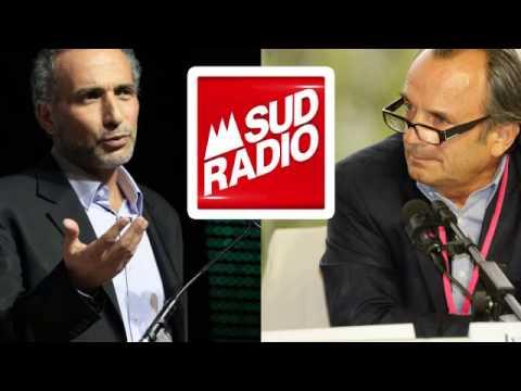 Sud Radio : Tariq Ramadan & Ivan Rioufol [12 décembre 2014]