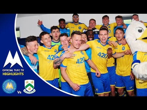 Official TUFC TV  | Torquay United 2 - 0 North Ferriby United 29/04/17