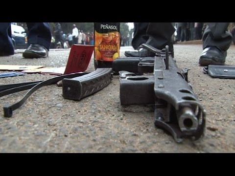 Nairobi worst hit by crime, Isiolo lowest