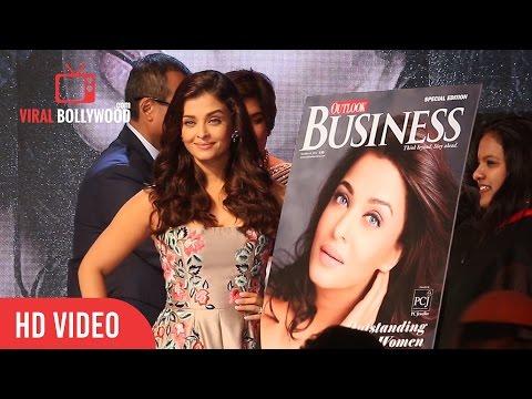 Gorgeous Aishwarya Rai Bachchan | 7th Outlook Business Outstanding Women Awards