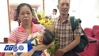 Hạnh phúc vỡ òa đón con đầu lòng ở tuổi 52 | VTC