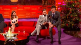 Eddie Redmayne Re-Enacts His Oliver! Audition - The Graham Norton Show