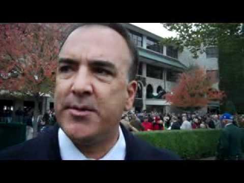 2011 Fall Meet Interview: Bob Hess Jr.