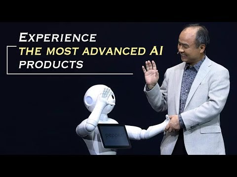 Live: Experience the most advanced AI products跟记者一起体验最新AI科技