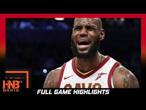 Cleveland Cavaliers vs Milwaukee Bucks 1st Half Highlights / Week 4 / 2017 NBA Season