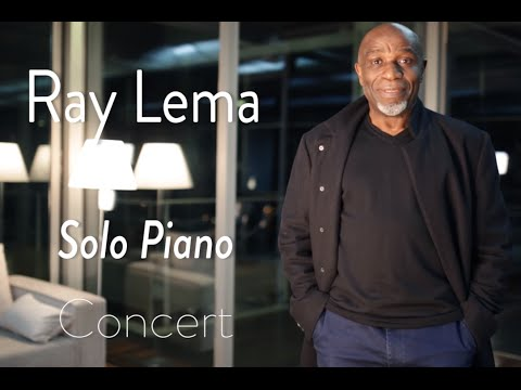 Ray Lema, Solo Piano | Les Soirées Nomades - octobre 2015