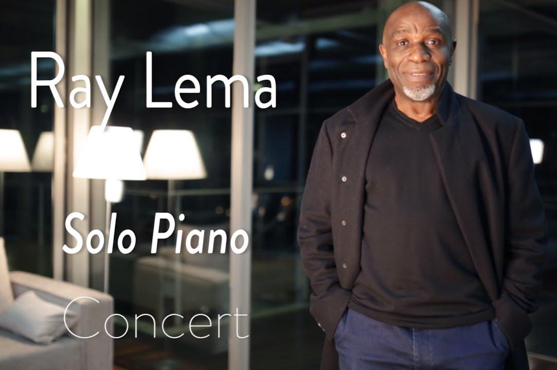 Ray Lema, Solo Piano | Les Soirées Nomades | Octobre 2015
