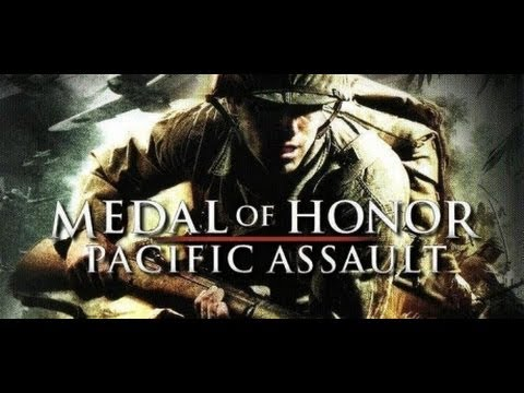 Medal Of Honor: Pacific Assault Episode 1 Tarawa and Bootcamp