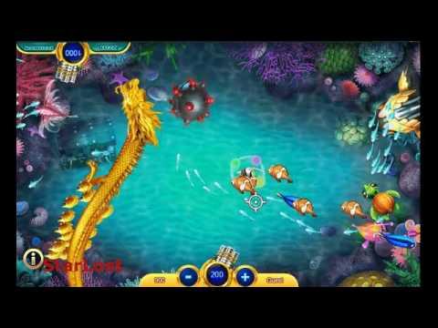 TRIK..!! MenemBak Ikan di Game CASH FISH Biar Cepat Mati Ikannya dan mencuri tembakan Lawan