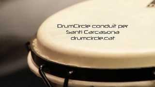 FCBarcelona Handbol Drum Circle