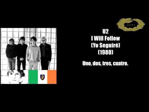 I Will Follow / U2/ Sub Español/ HD