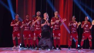 Östersundshow inleder Fotbollsgalan 2016 - TV4 Sport
