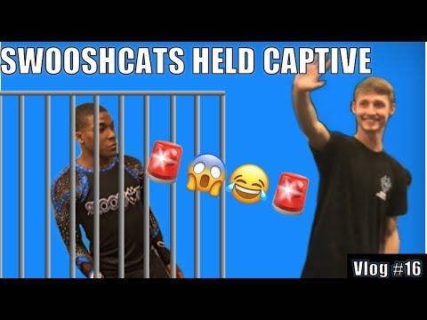 SWOOSHCATS HELD CAPTIVE AT PRACTICE!! (vlog #16)