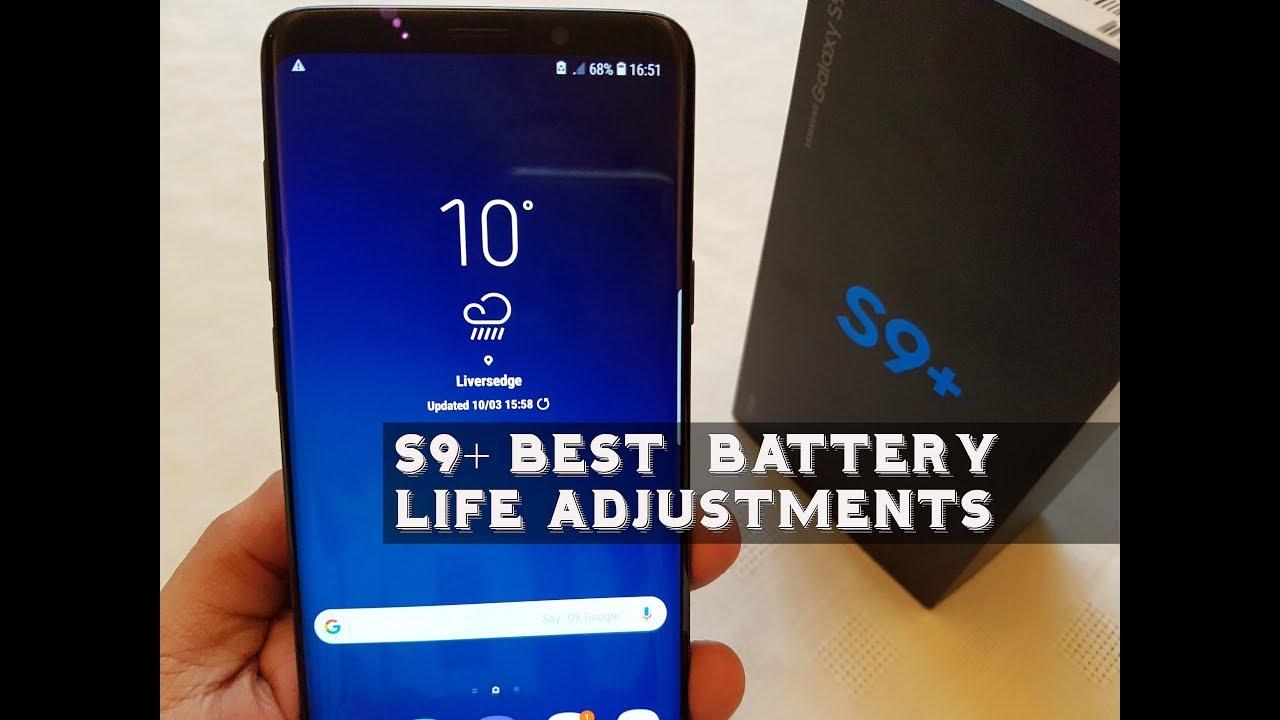 Samsung S9 Battery Life