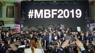 Смотреть видео Мужской бизнес-форум 2019, Москва | Парад миллионеров онлайн