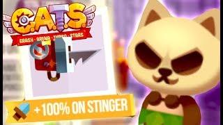 Video HOOK, LINE & STINGER | CATS: Crash Arena Turbo Stars (PART 16) | Gameplay, Halloween Event download MP3, 3GP, MP4, WEBM, AVI, FLV Maret 2018