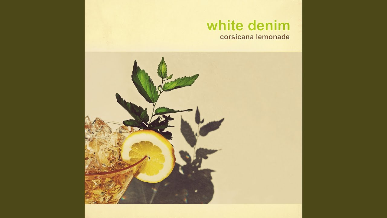 White denim a night in dreams