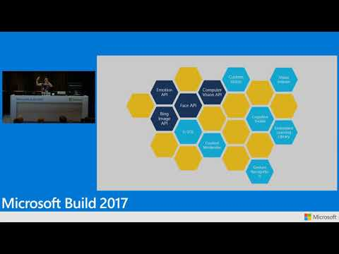 Build 2017 Computer vision made easy  From pre trained models to Custom Vision, Microsoft Cognitive
