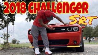 2018 Dodge Challenger SRT Review!!!!!!!