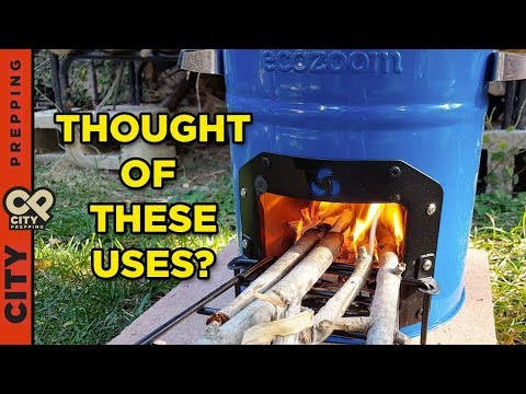 5 uses for rocket stoves (#3 might surprise you)