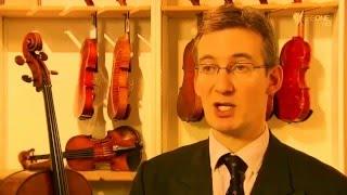 The Secret Of The Violin Stradivarius - Guarnerius