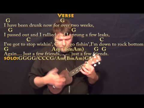 Pirate Looks at 40 (JIMMY BUFFETT) Ukulele Cover Lesson with Chords/Lyrics
