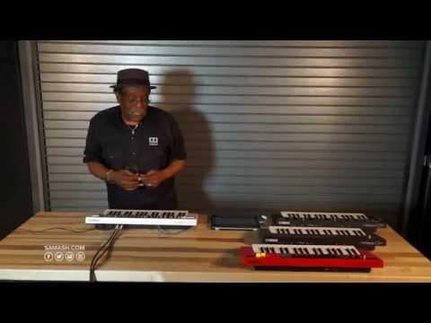 Yamaha Reface CS Mini-Key Keyboard - Sam Ash Spotlight