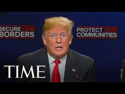 President Trump Defends Comments On MS-13 Gang | TIME