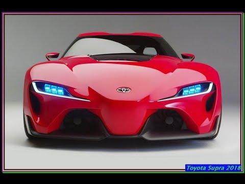 The amazing Toyota Supra 2020 trailer and introduction        #Toyota#supra