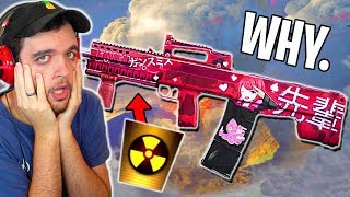 I Spent $200 for Anime Camos... (Call of Duty: Modern Warfare NUKE)