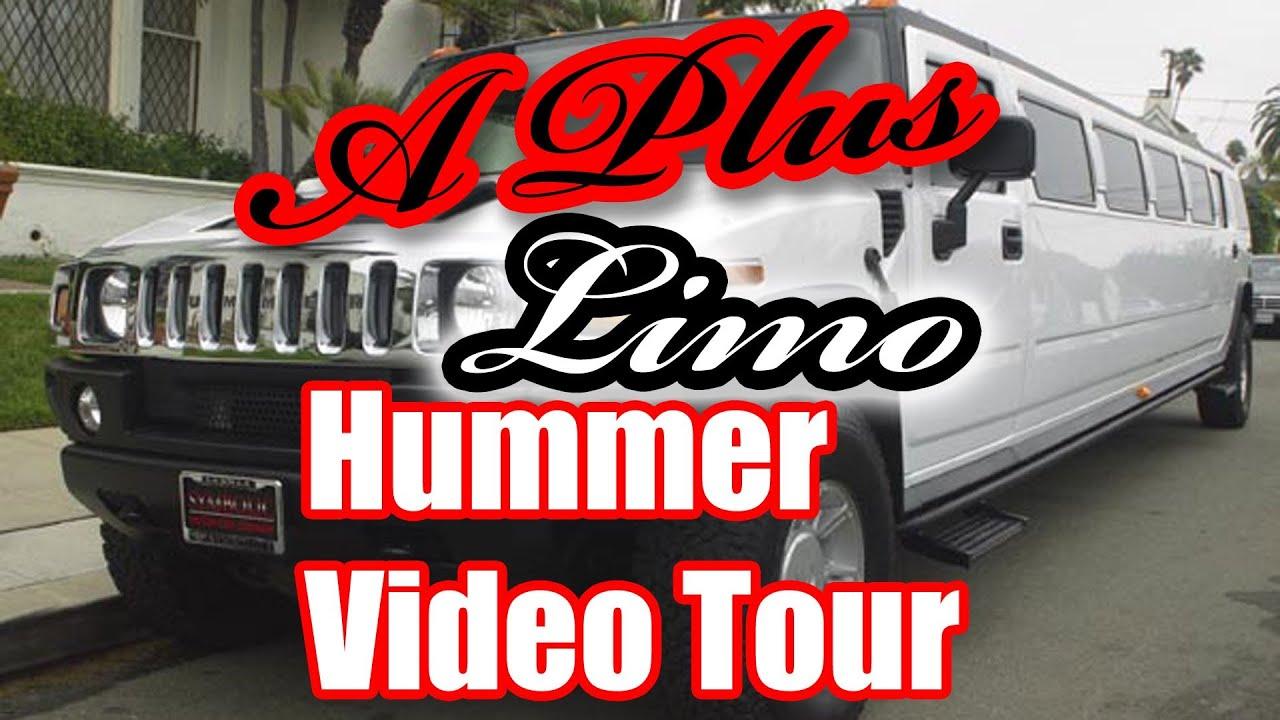 Hummer H2 Limo Limo Service San Diego