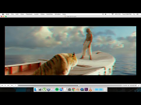 How to watch 3D movies in VLC Player MacPC