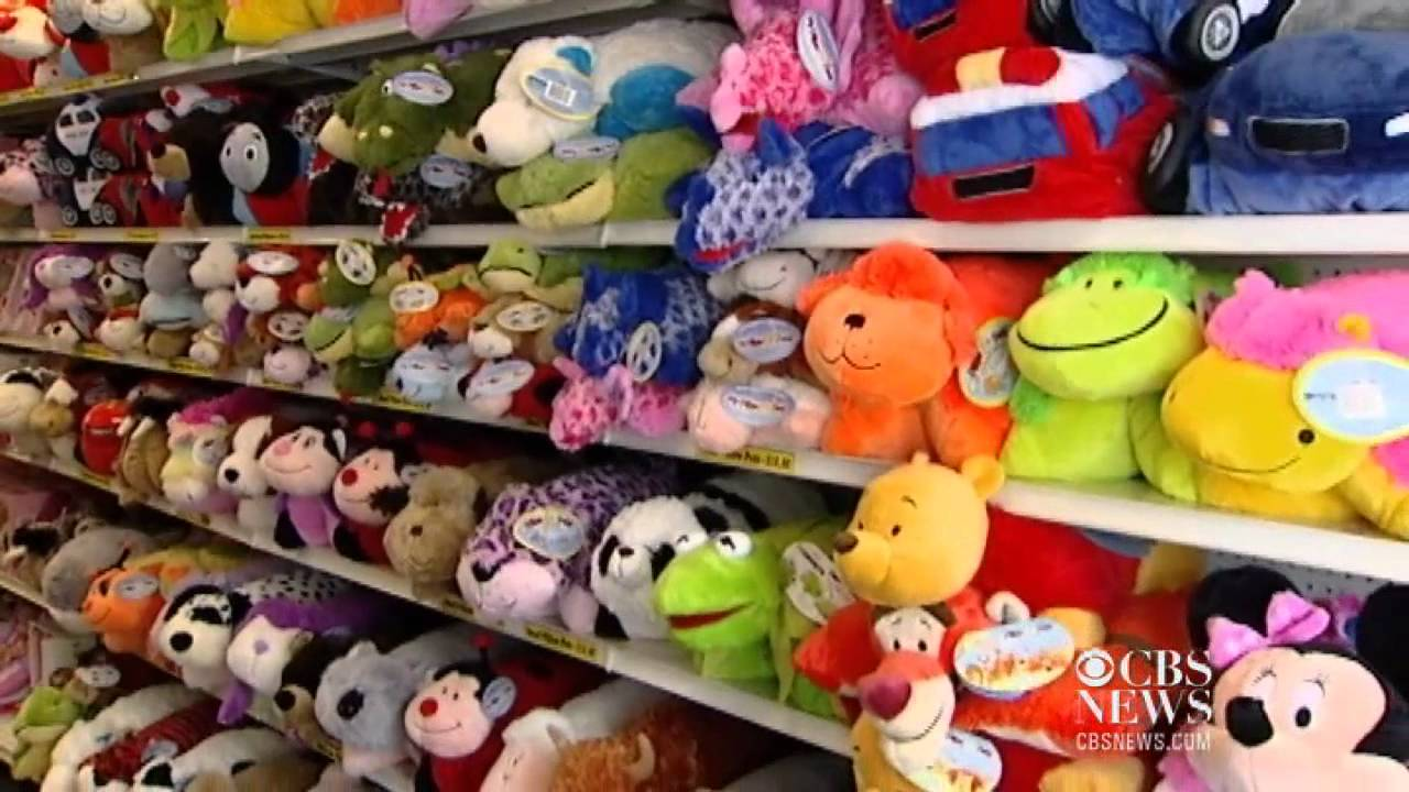The Success Of Pillow Pets Youtube