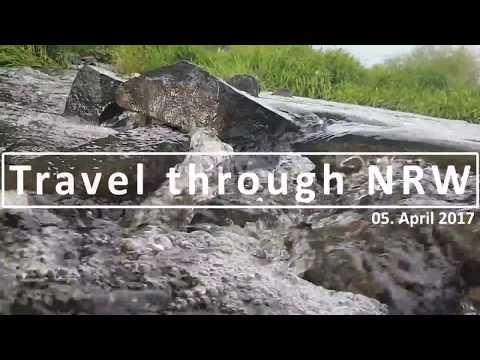 Travel through NRW