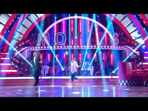 Jay McGuiness & Aliona Vilani Jive to Misirlou   Strictly Come Dancing 2015